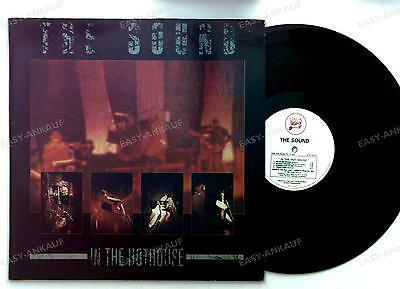 The Sound - In The Hothouse UK 2LP 1985 FOC Orig. STAD DLP1 Adrian Borland //1