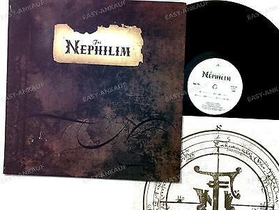 Fields Of The Nephilim - The Nephilim GER LP 1988 FOC + Innerbag //3
