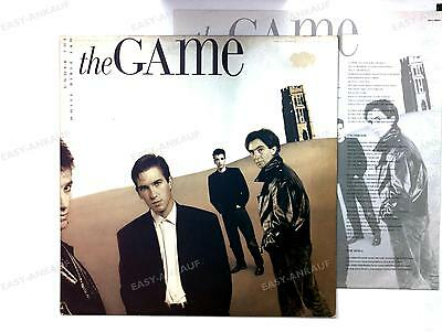 The Game - Under The White Bible Law Europe LP 1989 + Innerbag //1