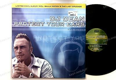 DJ Dean - Protect Your Ears Germany 2LP 2003 FOC Yellow Top //1