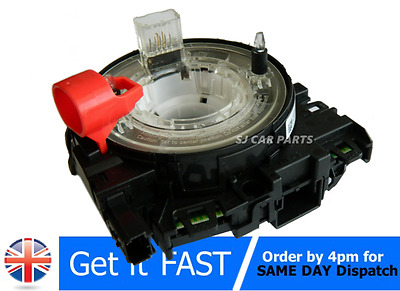 Return Slip Ring Spiral Cable Clock Spring For VW Golf MK6 Jetta Passat Skoda