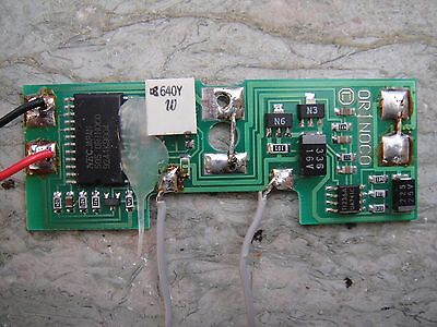 Small Talking Alarm Circuit Board NOS Emergency Emergency Call The Police !