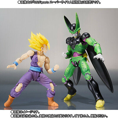 LOT OF 2X S.H. Figuarts Dragonball Z SON GOHAN & Perfect Cell Premium Bandai NEW