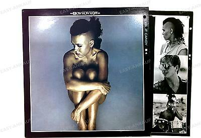 Bow Wow Wow - I Want Candy US LP 1982 + Innerbag //1
