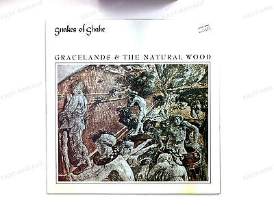 Snakes Of Shake - Graceland And The Natural Wood UK LP 1986 Indie Guitar //1