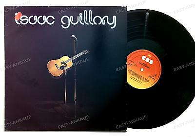 Isaac Guillory - Solo NL LP 1986 //1