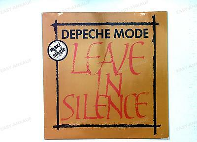 Depeche Mode - Leave In Silence GER Maxi 1982 //2