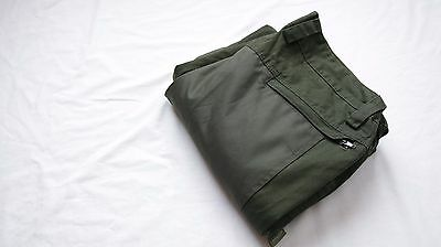 Jack Pyke Hunting Trousers Pants Mens Size XL Olive Green OUTDOOR ENGLAND