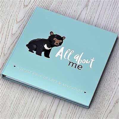 First Year Baby Journal Memory Book And Picture Album Baby Special Keepsake Gift