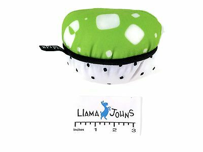 Mamaroo Replacement Ball Toy for Mobile Shapes White Green Plush 4Moms