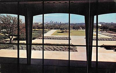 FORT WORTH, TX  Texas   AMON CARTER MUSEUM OF WESTERN ART City View   Postcard