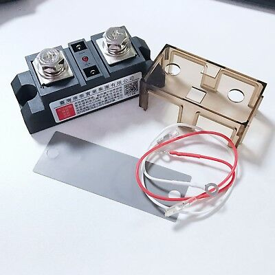 (1)Industrial solid state relay Single Phase 4-32VDC Input 48-530VAC Output 150A