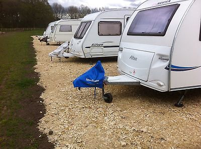 Hard standing caravan storage pad for 1 year period just £295 near York & Selby