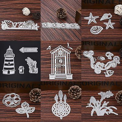 New Arrival Metal Cutting Dies Stencil DIY Scrapbooking Paper Cards Craft