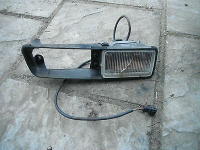 Vw Corrado Drivers/off/right Side Front Fog Light 92 Onwards 16V G60 Vr6 Lamp