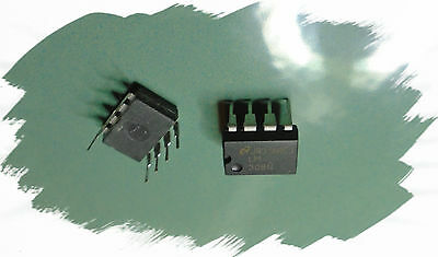 LM308N Linear Precison Op Amp, USA seller, Fast Shipping!