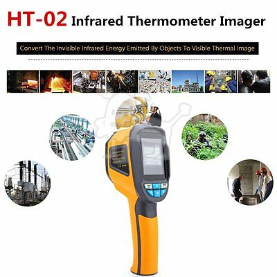 Handheld Thermal Imaging Camera Infrared Thermometer Imager -20℃~300℃ RRP $399!!