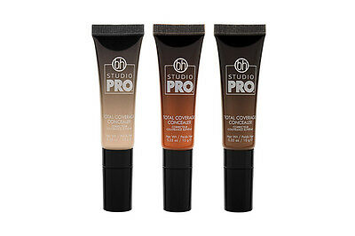 Studio Pro Total Coverage Concealer von BH Comsetics