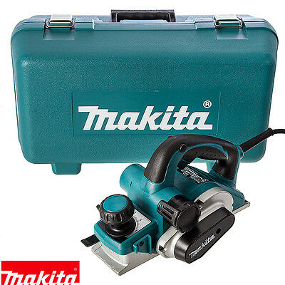 Makita KP0810K 82mm Heavy Duty Wood Planer 240V With Carry Case