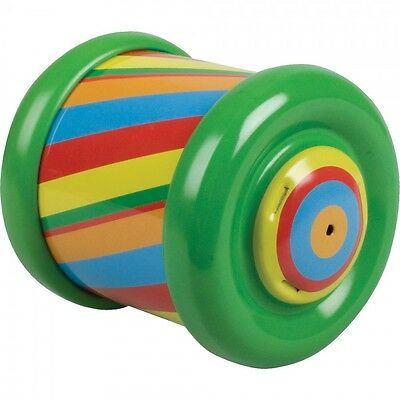 COME BACK ROLLER - FUN COLOURFUL TODDLERS SIMPLE TOY dd