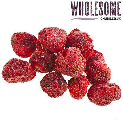 Wholesome Dried Whole Strawberries 500G
