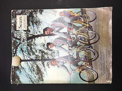 Vintage Sears 1981 Spring & Summer Fashion Catalogue catalog