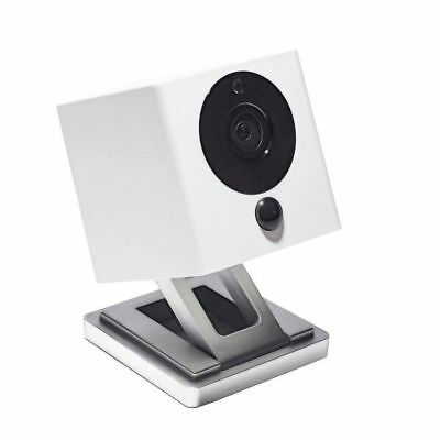 iSmartAlarm ISC5 Smart Home Security System Spot Camera - White (1-Piece)