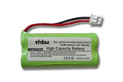 Cordless Phone Battery For Siemens V30145-K1310-X383 S30852-D1640-X1 Accu Akku