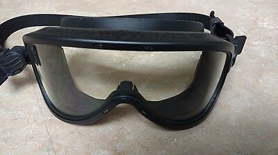 Paulson A-Tac Firefighter Goggles New