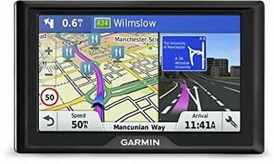 garmin drive 40lm satellite navigation with uk and ireland lifetime maps picclick uk. Black Bedroom Furniture Sets. Home Design Ideas