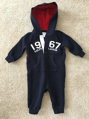 Baby Boy Ralph Lauren Outfit Size 6M