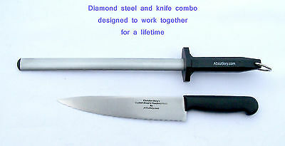 Bread and Sandwich Knife honing system FREE 4 DAY SHIPPING