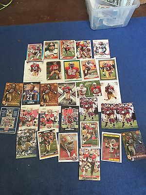 30 Football Cards All 49Ers!!