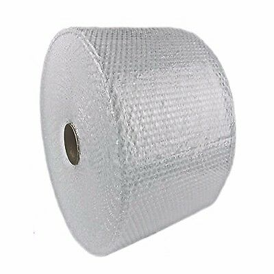 """Packing Roll 1/2 250 ft x 12"""" Large Bubble Cushioning Wrap Perforated Every 12"""""""