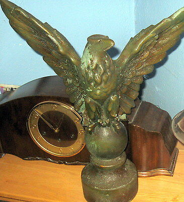 vintage shoe advertising EAGLE statue - REDUCED SHIPPING