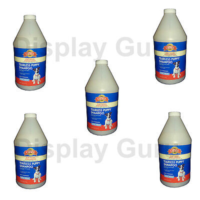 Multipack Baby Fresh Scent Dog Puppy Tearless Shampoo 1.9L By Grreat Choice