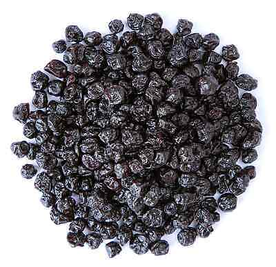 Food to Live Certified Organic Dried Blueberries (Non-GMO, Bulk) (0.5-30lbs)