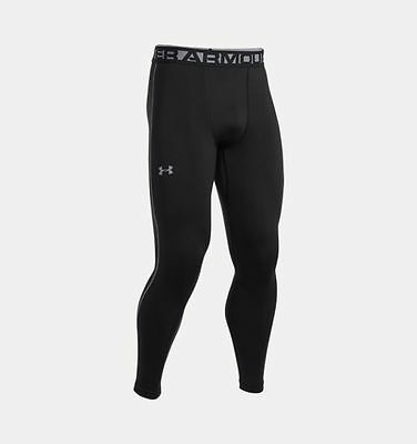 Under Armour Compression Tights-Cold Gear-Black