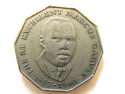 1975 Jamaica Fifty (.50) Cents Coin