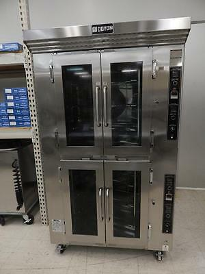 Doyon Double Rotating Gas Rack Oven, Model CA12G