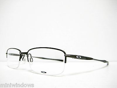 OAKLEY Clubface Eyeglasses OX3102-0352 Pewter 52mm New Authentic