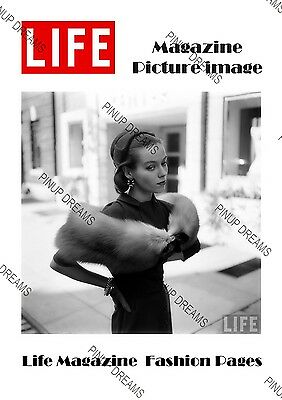 Iconic Images From the pages of LIFE Magazine Vintage Fashion Pages 03