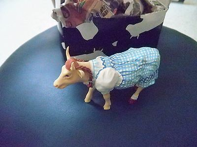 Cow Parade Figurine Collectible Dorothy Cow 2002 #7241 Westland Retired