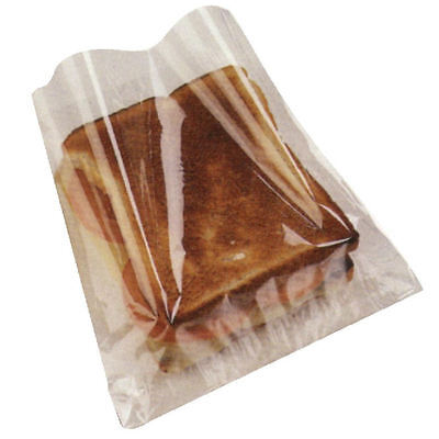1000 Sandwich Toaster Bags - Catering Disposable Toastabags Pockets Toast Lunch