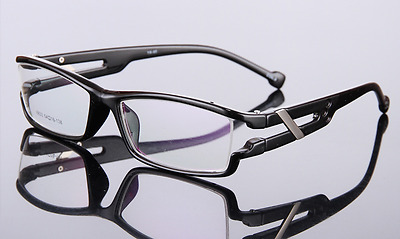 d38ec5deab0e TR90 Sports Eyeglass frames Full-rimless Eyewear Glasses Fashion Women Men  Black