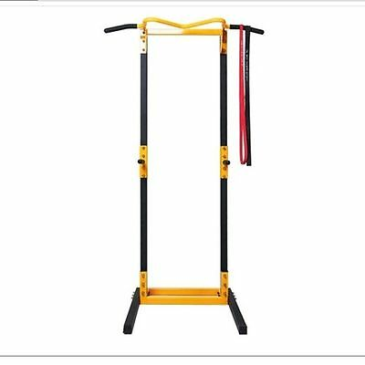 HIMKONG Chin-Up Bar #BLACK / Diet Exercise / Muscle Up Equipment / Pull Up Bar /