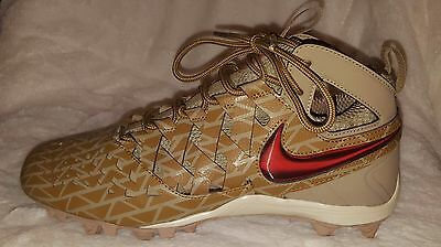 Nike Huarache Cleats Mens Size 9 lacrosse football