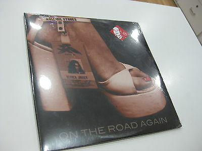 Rolling Stones 2 Lp On The Road Again Red Vinyl Sealed