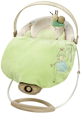 NEW Comfort & Harmony Snuggle Stay Blanket...Swing Baby Fisher Price