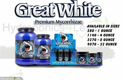Plant Success Great White Mycorrhizal 1 4 8 32 Ounce Premium Additive Hydroponic